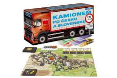 Kamionem po Česku a Slovensku Dino