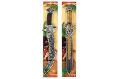 Meč pirát plast 58cm