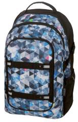 Studentský batoh be.bag BEAT CROSSING.