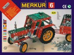 Merkur M 6 100 modelů 940ks