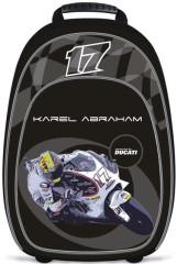 Anatomický školní batoh Ergo Motorbike Karel Abraham