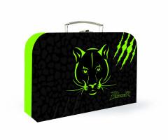 Dětský kufřík lamino PREMIUM Panther