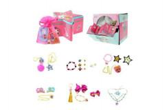 Sada s překvapením L.O.L. pro holky šperky a doplňky v krabičce