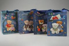 Dárková taška Medvědi lesk 18 x 24 cm