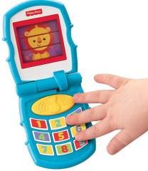 Fisher Price veselý otvírací telefon