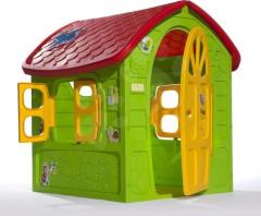 Domeček plastový pro děti 111x120x113cm