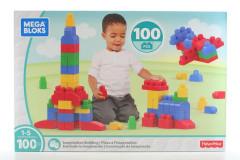 Mega Bloks Stavění s fantazií (100)