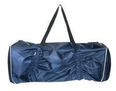 Cestovní obal (nejen) na kočárek Emitex - černý tmavě modrý