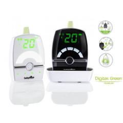 Dětská chůvička Premium Care Digital Green Babymoov