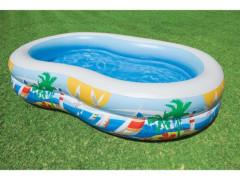 Bazén rajská laguna 262x160cm Intex 56490