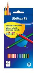 Pastelky Pelikan 12 barev