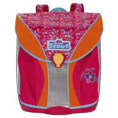 Školní batoh Scout - Barevné květiny