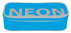 Penál školní OXY Etue Comfort - NEON BLUE