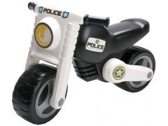 Dětské odrážedlo motorka Scarlett 500 černo-bílé