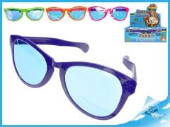 Legrační brýle MAXI 26cm žertovné