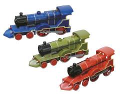 Teamsterz city parní lokomotiva
