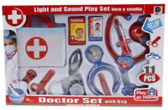 Doktorský set 11 ks s taštičkou