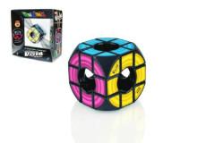 Rubikova kostka hlavolam Void plast 6x6x6cm volný střed