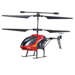 Fleg RC vrtulník BASIC ČERVENÝ