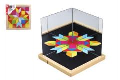 Magnetická tabulka se zrcadly