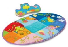 Hrací deka s polštářkem pro hru na bříšku Taf Toys