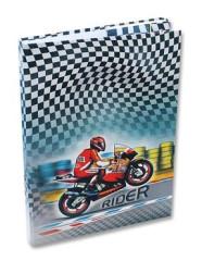 Školní box A4 Rider