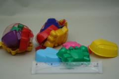 Formičky na bábovky 4ks