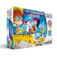 Albi - Velká chemická laboratoř