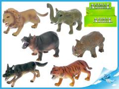 Zvířátka safari 11-14cm 6druhů