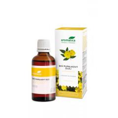 Pupalkový olej s vit. E od 3 let 50 ml