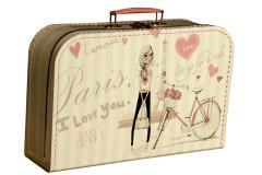 Kufřík Paris 35 cm