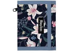 Dětská textilní peněženka OXY Style Flowers