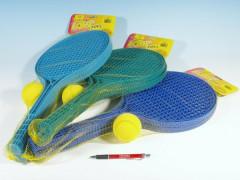Softtenis plast barevný