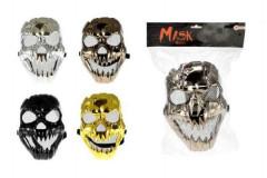 Maska plastová příšera 23 cm, 4 druhy