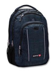 Studentský batoh MAG Blue Melange Emipo