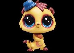 Littlest Pet Shop Jednotlivá zvířátka - BRAMBLE MEERSON
