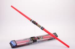 Oboustranný vesmírný meč se zvukem a světlem