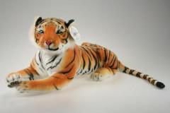 Plyšový Tygr hnědý velký 85 cm
