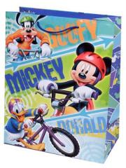 Dárková taška velká Mickey Mouse 33 x 26 cm Albi