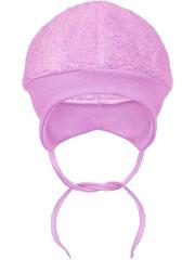 Zimní čepička wellsoft Baby Service fialová