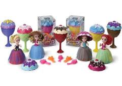 Panenka/Gelato/Cupcake - zmrzlinový pohár plast 16cm vonící