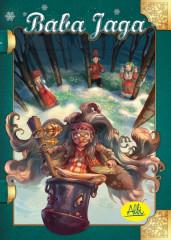 Albi - Baba Jaga - postřehová hra