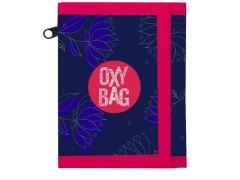 Dětská textilní peněženka OXY Flowers