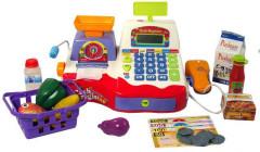 MAC TOYS Pokladna elektronická dětská