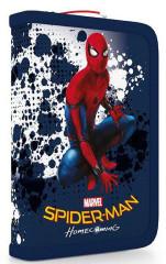 Penál 1patrový s chlopní Spiderman Homecoming PLNÝ NEW 2017