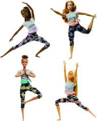 Barbie v pohybu FTG80