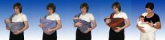Babyvak látkové nosítko