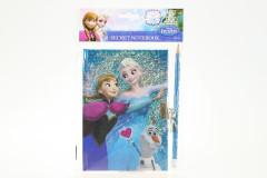 Tajný deník s tužkou Frozen