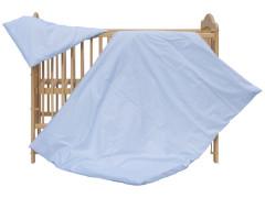 Dětské povlečení 2dílné - Scarlett Blanka - modré