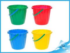 Kbelík na písek 12,5 cm 4 barvy
